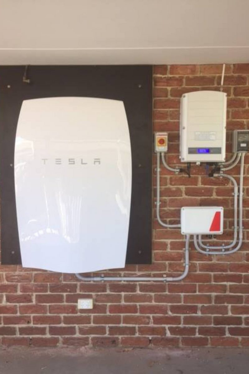 Albany Solar Energy Storage Solutions Battery Image